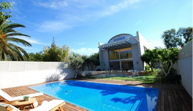 885   A Luxurious, Modern Villa For Sale In Herzliya Pituah
